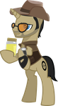 Pony not request-TF2 - Sniper by ah-darnit