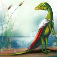 King Of Gekons by XThrill