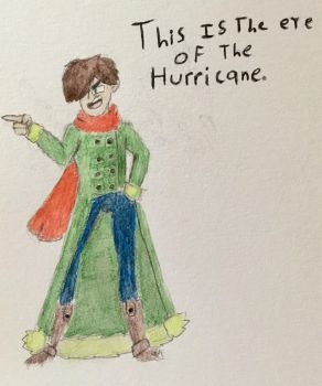 Hurricane by flamestar1031