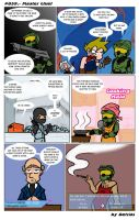 Master Chief by Defriki
