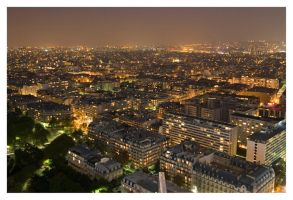 Paris by Night by 1uno