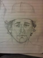Seventh Doctor Sketch by Mistical1