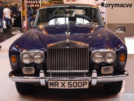 1976 Rolls Royce Silver Shadow LWB by The-Transport-Guild