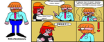 Dysfunction-Mr.Norman by scifiguy9000