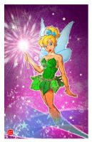 Tinkerbell by SeanLenahanSD