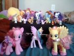 my $100 mlp collection by Mangabot