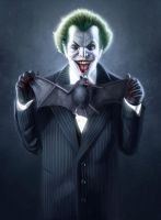 Joker Was Here by cgaddictworld