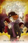 The Wonderous Science_book cover by Briansbigideas