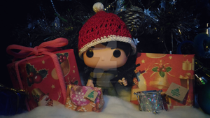 Holiday Funko Pop Figure 52 by iAmAneleBiscarra
