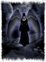Dark Angel of Mystery  ( Blue ) by WyckedAngel