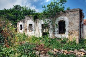 Abandoned and Derelict by pjones747