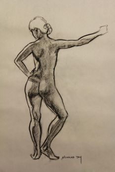 Life Drawing 1 by nictey
