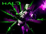Halo 3 Retro style by DANCE-of-COBRA