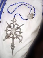 Trinity Blood Esther's Rosary by Toboe