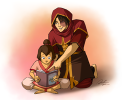 Story time with Zuko by May-Romance