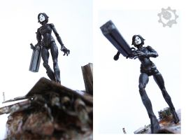 Sanakan with stand base _1 by chophead