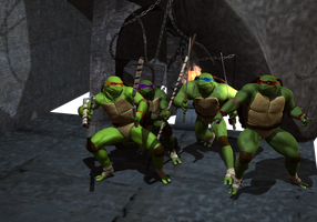 Heroes in a Half Shell by scholarwarrior-lad