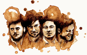 MUMFORD and SONS-1-vector- by DropSound