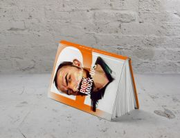 Book / Mockup / Photo Realistic 2 by calwincalwin