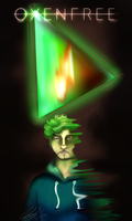 Jacksepticeye- Oxenfree by AsheyF