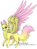 Aevulidae MLP Fluttershy -CLOSED- by Kitsune-no-Suzu