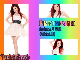 Pack PNG De Ariana Grande By Photopacks OYB by Candy4354