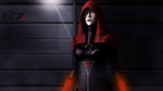 N7: Claire, Lightning, Farron by andersoncathy
