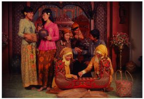 indonesian culture by JONY-CAKEP