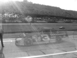 The Ghost of Dale Earnhardt by JRRacing64