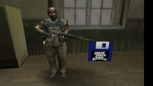 Metal Gear Solid PW SOLDIER PW HD GTA SA by sidneymadmax