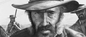 Jason Robards as Cheyenne by AlexArtCreations