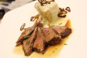 Wild boar tenderloin by denehy