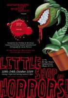 Little Shop of Horrors Poster by legley