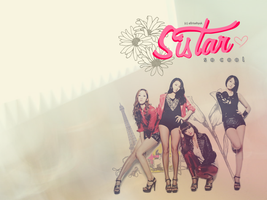 SISTAR So Cool - Wallpaper by AllRiseHyuk