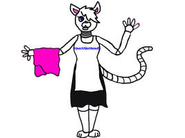Kitty The Cat by ToothlessFromOvi