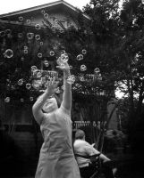 Dancing in bubbles by irishcompass