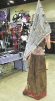 Pyramid Head Take 1 by smithers456