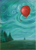 Flight: Freedom by SkyWookiee