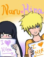 NaruHina by KawaiiSakuraTenshi