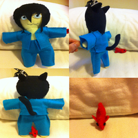 Request - Max Plushie by Shadow-Rukario