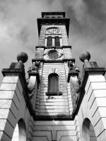 Clock Tower by BlonderMoment