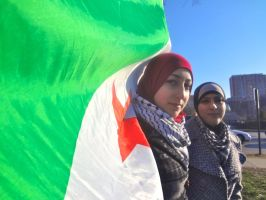 At the syrian rally by mayaa199313