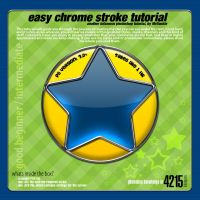 PS Tutty:: easy chrome stroke by MrRookie