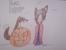happy halloween by millie369