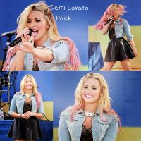 Demi Lovato Pack #19 by Teeffy