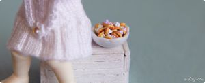 Miniature iced gems. by Aiclay