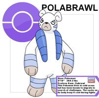 Polabrawl by Cerulebell