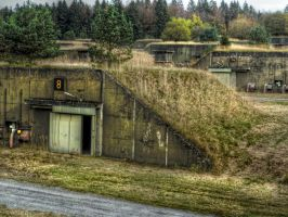 Bunker No3 HDR by Risen-From-The-Ruins
