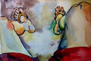 My feet by bfaupin