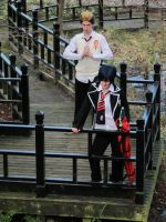 Blue Exorcist: No Trust by BluePandaCosplay